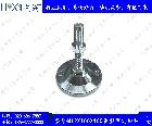 M12X100X100重型固定脚杯