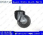 插杆式万向不带刹脚轮(2寸-6寸)
